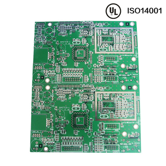 4 Layer Immersion Gold PCB&Fr-4 1.6mm 2oz