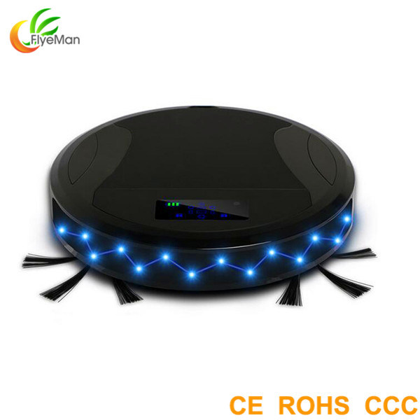2015 Xmas Robot Vacuum Cleaner Floor Sweeper
