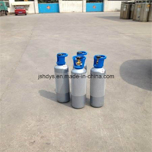 5L Seamless Steel Oxygen Hydrogen Argon Helium CO2 Gas Cylinder (GB5099)