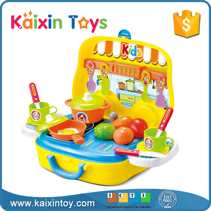 Educational Toys Creative Play Toy Kitchen Sets for Kids