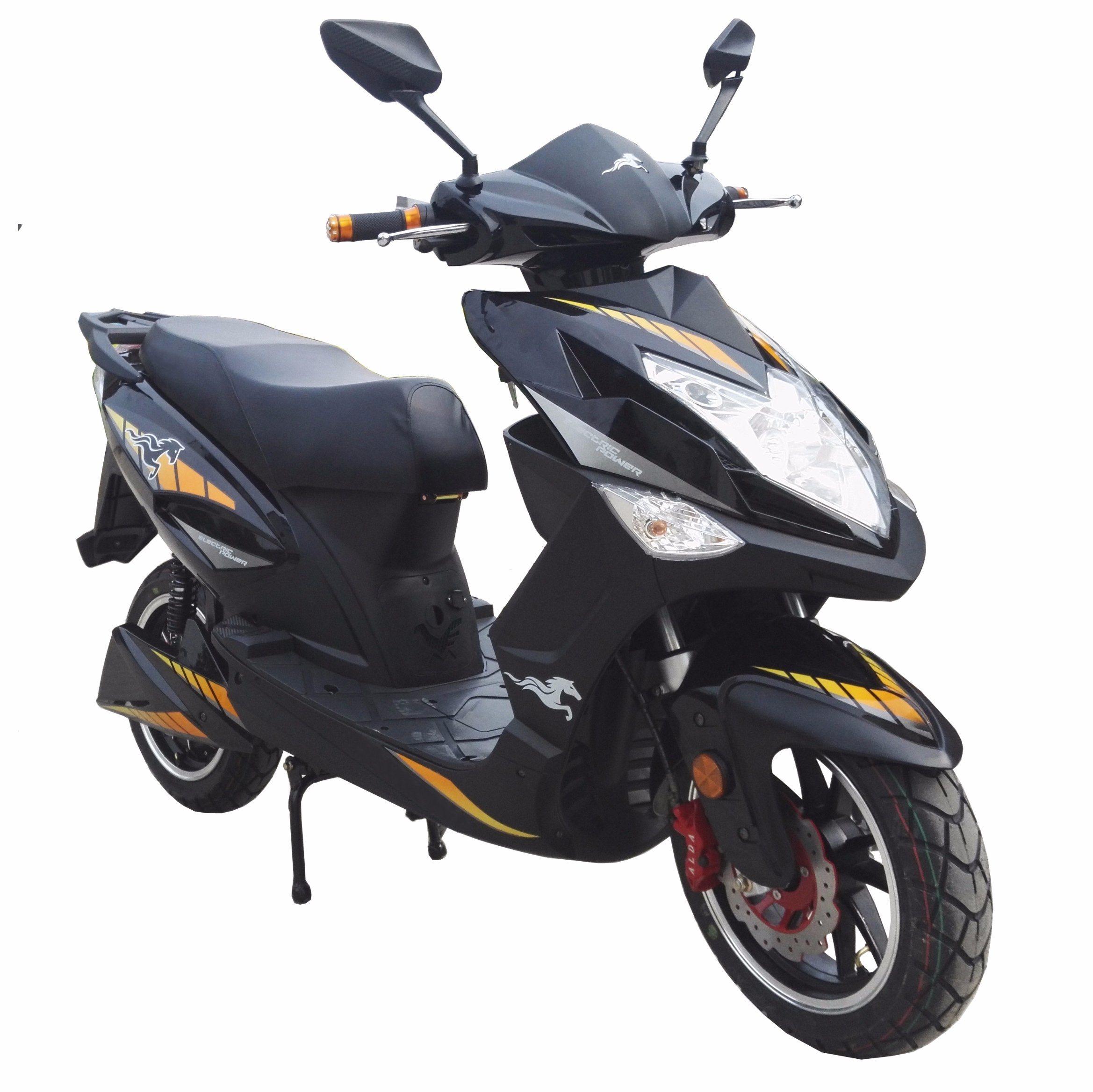 2017 South America Cuba Panama Market Hot Sales 1000W/1500W/2000W 72V20ah Lead Acid/Lithium Battery Electric Motorcycle