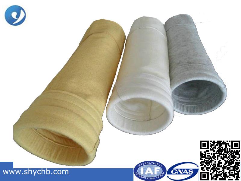 Polyester Filter Bag Filter Bag for Baghouse