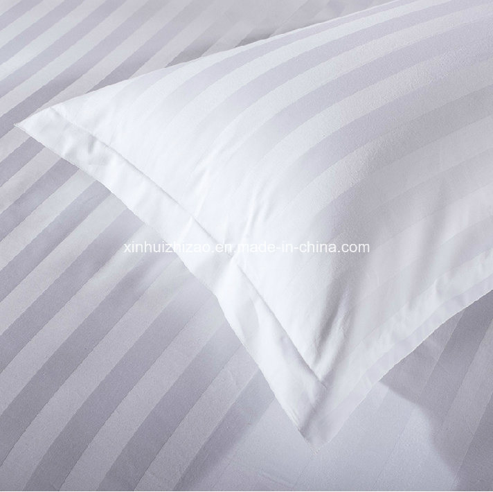 100% Cotton High Quality Satin Fabric for Hotel