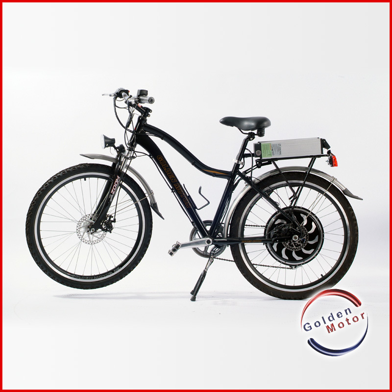 World Best Leisure Man Electric Bike/Pedelc/7 Speed Cassette Lithium Battery and Charge Included From 400W -1000W for Electric Man Leisure Bike