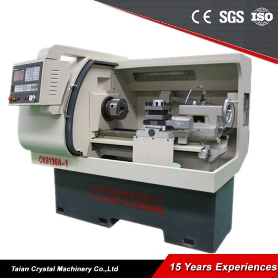 CNC Lathe with GSK CNC Controller