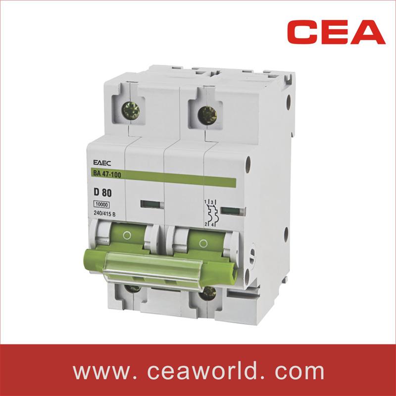 High Quality Nc-100h Mini Circuit Breaker