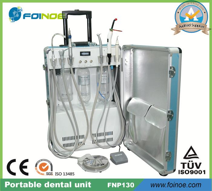 Fnp130 CE Approved Portable Dental Unit Hot Sale