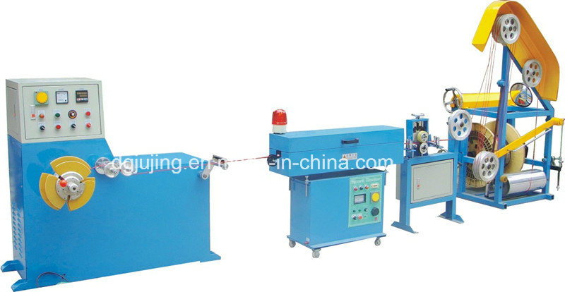 High Speed Automatic Cable Wire Coiling Machine