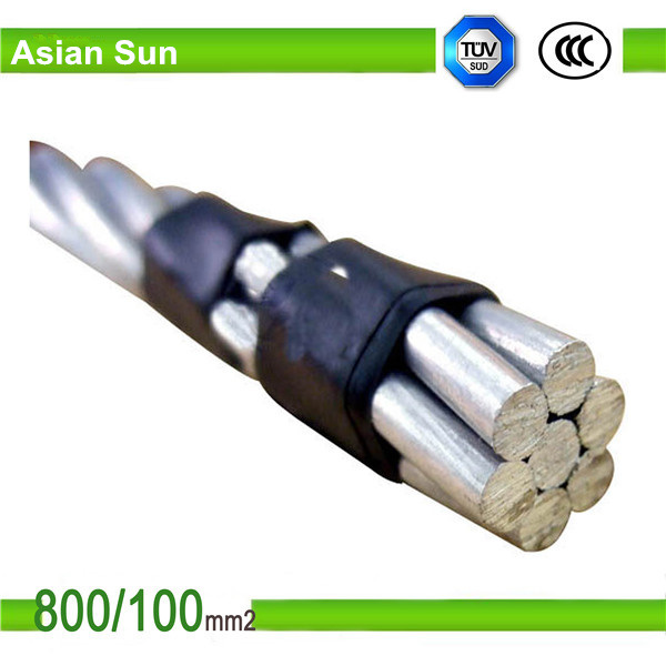 BS/ASTM/IEC/DIN/CSA Overhead All Aluminum Conductor Stranded AAC for Aerial Cable