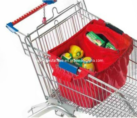 Supermarket Shopping Cart Bag Store Shopper Cart