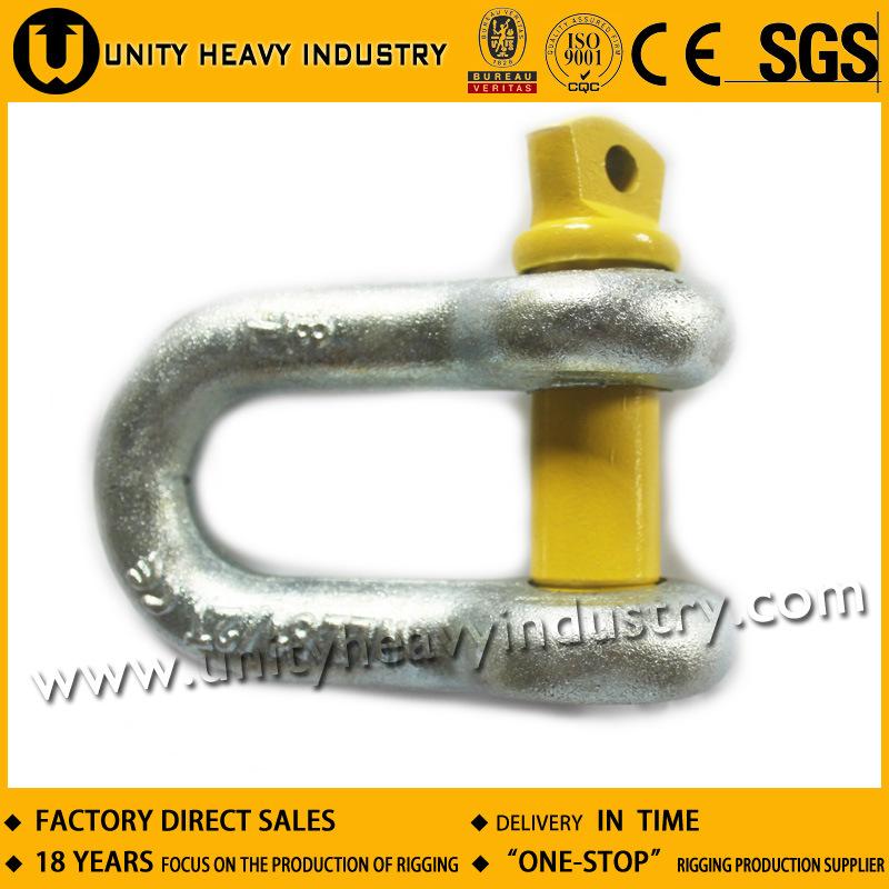 U. S Type G 210 Chain Shackle