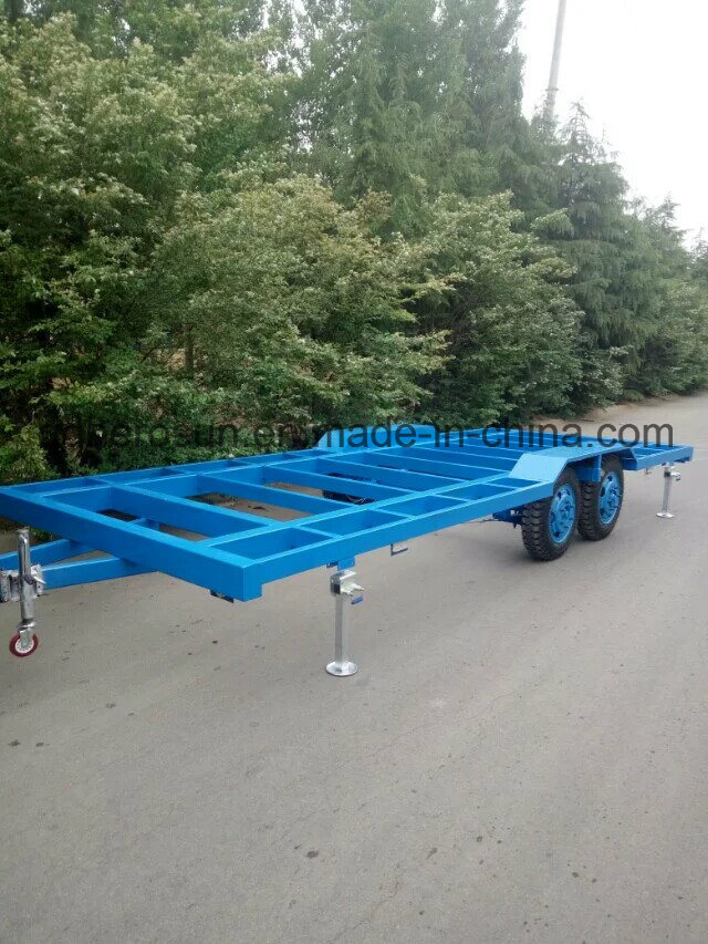 5 Tons Trailer Chassis for Recreational Vehicle