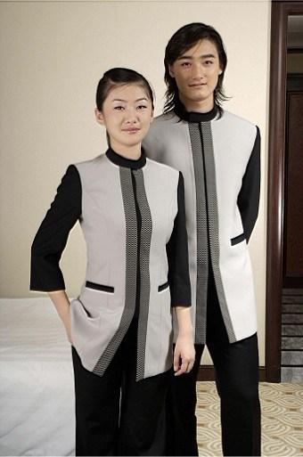Housekeeping Uniform Hu-11