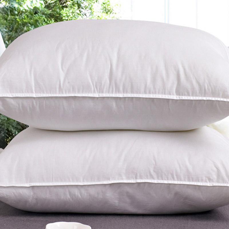 Hotel Bedding Set Pillow Case & Pillow 100% Cotton (BE-006) Manufacturer