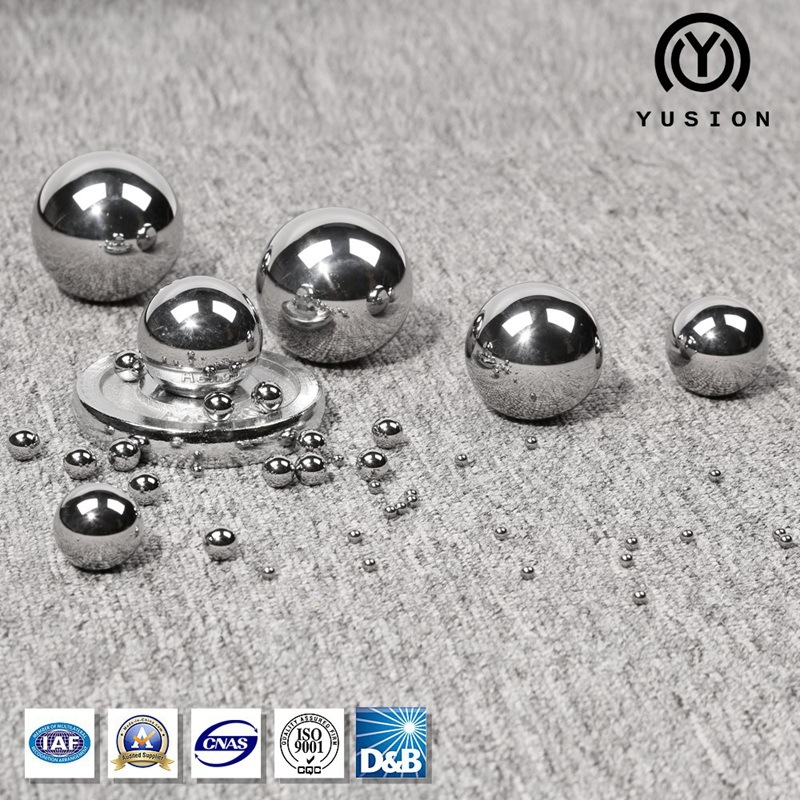 4.7625mm~150mm AISI 52100 Bearing Steel Ball for Bearings