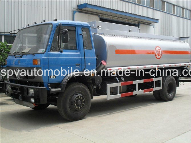 Dongfeng 14000L 15000L Fuel Tanker Truck 10 Tons to 15 Tons Refuel Truck