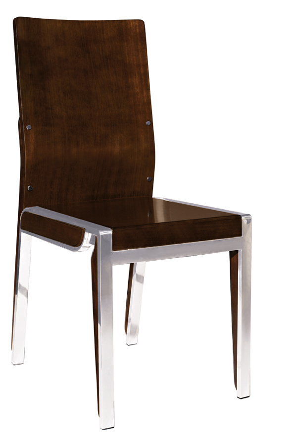 and metal dining chair cy 21 china stainless steel dining chair