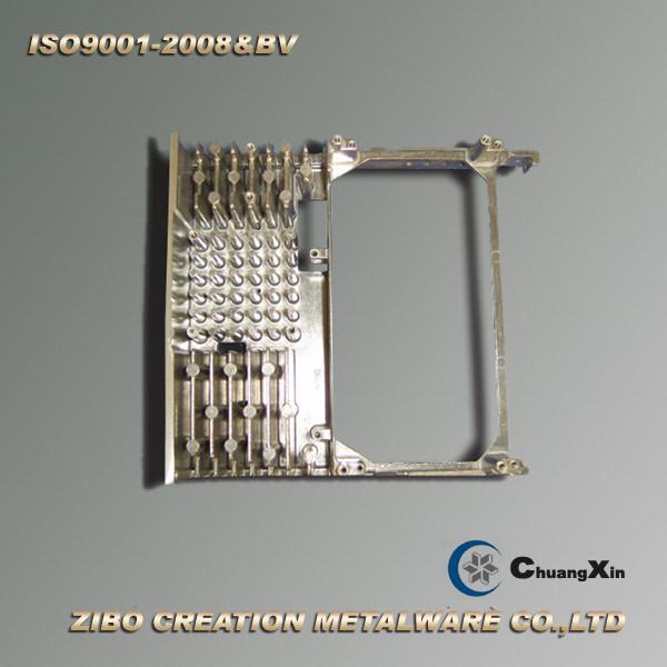 Aluminum Die Casting Servo Motor Radiator
