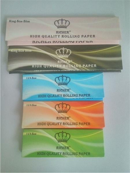 13GSM Rolling Paper King Size Slim OEM