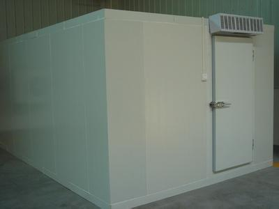 Customer Assembling Freezer Room Refrigerator Room for Food