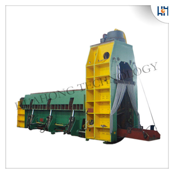 Hydraulic Scrap Metal Baler Waste Metal Iron Alloy Recycling Machines