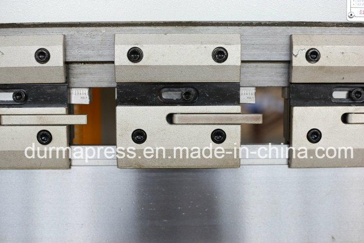 Wc67y-80t2500 Press Brake Machine for Steel Bending