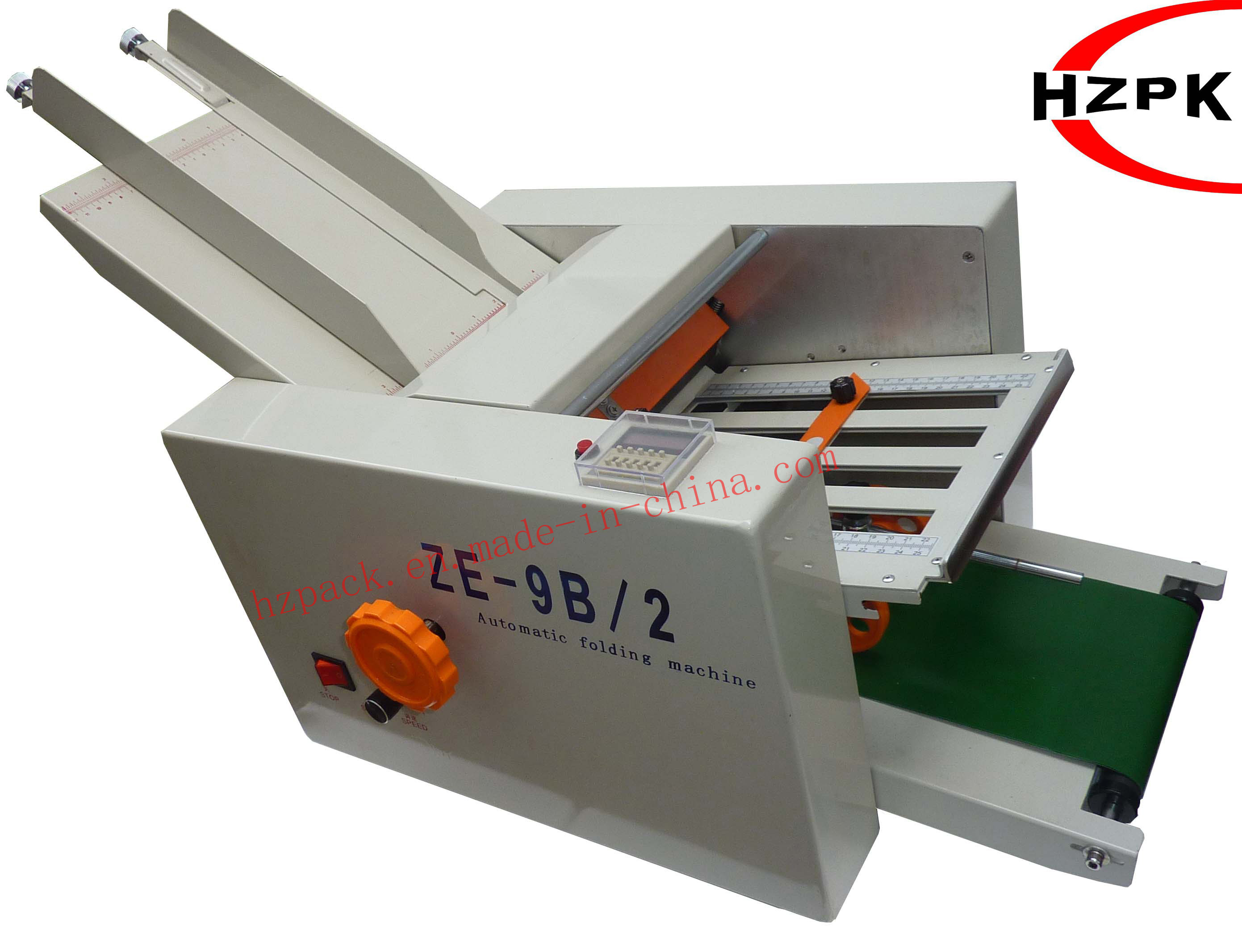 Automatic Paper Folding Machine (ZE-9B/2)