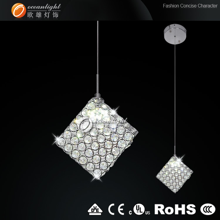 New Product Crystal China Chandelier Lighitng, Chinese Pendant Lamp Made in China (OM88191-1)