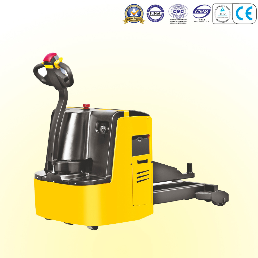 Hot Sale 2500kg Electric Tow Tractor