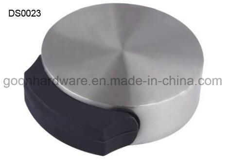 Zinc Door Stopper with Rubber Ds0023