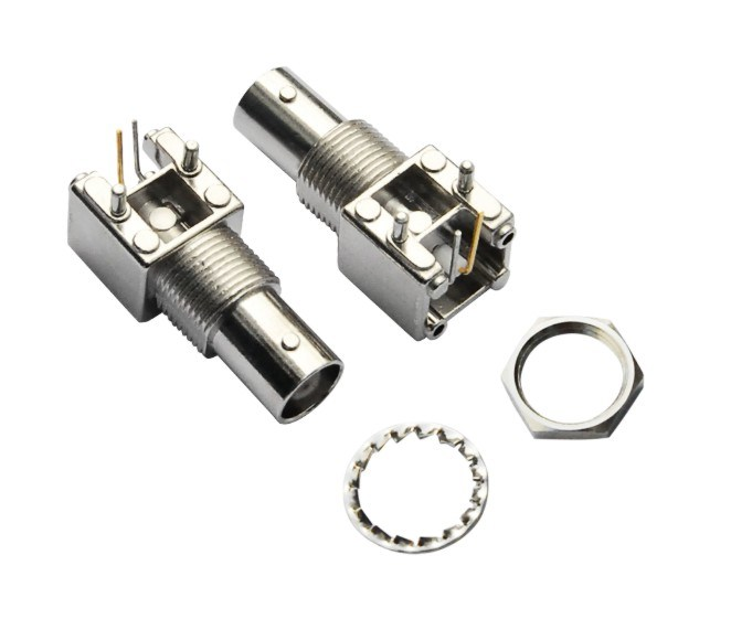 12.8 Mm 15.8 Mm Metal Sdi BNC Connectors