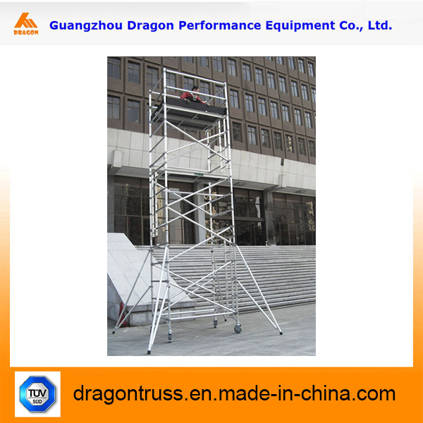 Aluminum Scaffolding Ladder for Construction