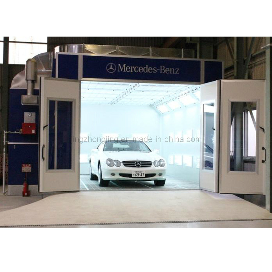 Jzj-8000 Water-Based Spray Booth with High Quality