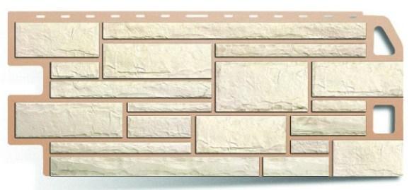 El panel de la piedra del ladrillo del faux de los pp para - Panel piedra exterior ...