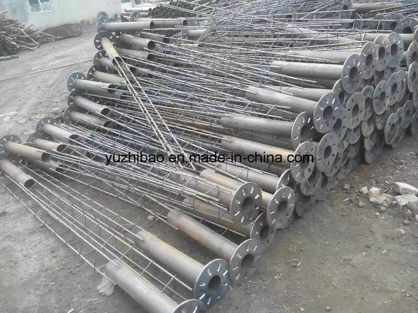 Carbon Steel Ground Screw, High DIP Galvanized Ground Screw