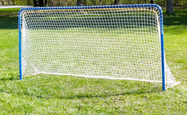 Small Steel Soccer Goal (Item No. FSS B28)