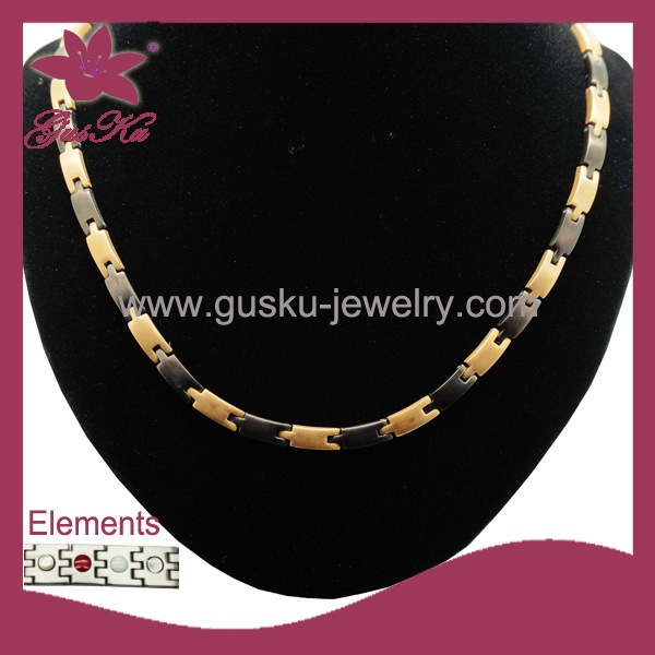 Fashion Metal Jewelry Necklace for Decoration (2015 Stn-004)