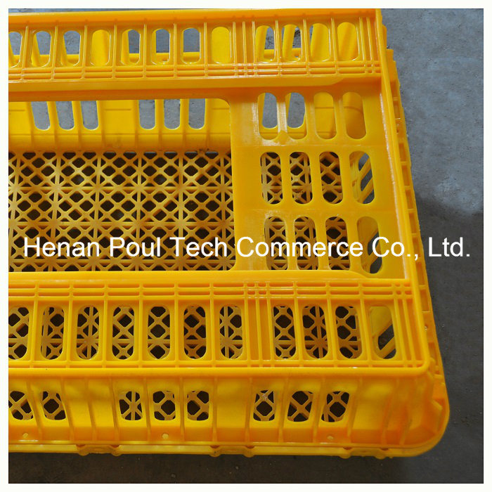 Plastic Chicken Transportation Cage