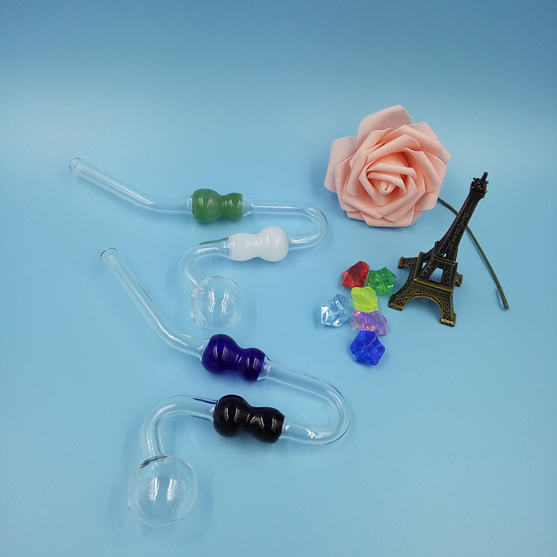 Glass Smoking Accessories for Water Pipes Daily Use