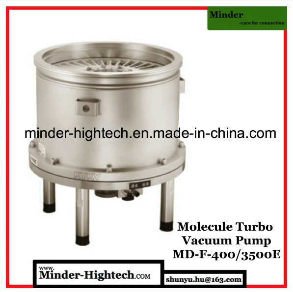 Oil Lubrication Vacuum Turbo Molecular Pump MD-FF-160/620e