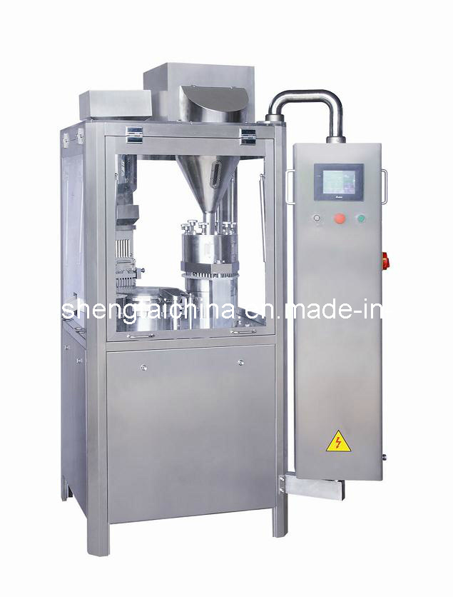 Automatic Capsule Filling Machine (NJP-1200)