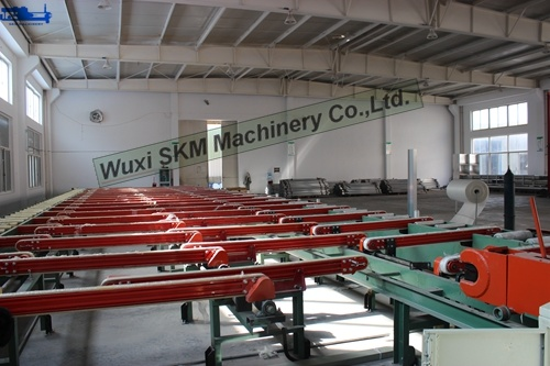 2017 Aluminium Log System /Convey System/ Transfer System with Easy Installation