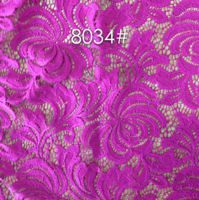 New Fashion Lace Fabric for Garment Accessory
