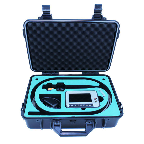 2.4mm Industrial Video Borescope with 2-Way Articulation, 1m Testing Cable