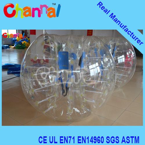Football Zorb Ball Inflatable Bubble Soccer Bumper Ball (CHW416)
