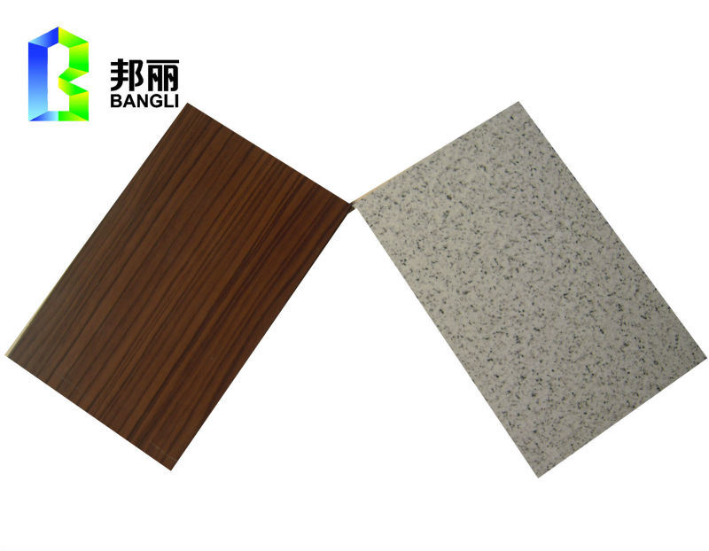 Exterior Wall Panels Aluminum Construction Material Aluminum Composite Panel