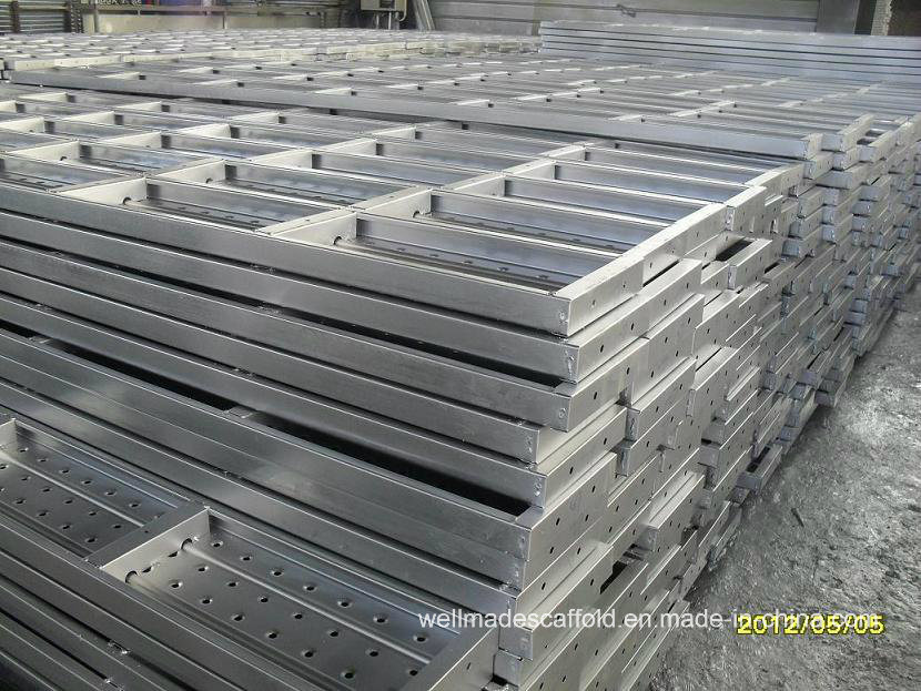 China metal deck platform scaffolding planks kick