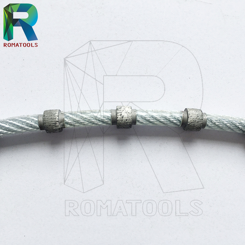 Diamond Wire Saws for Granite Quarry Marble Stone Cutting