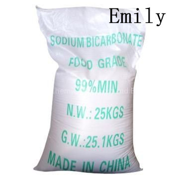 Factory Hot Sale with High Quality Sodium Bicarbonate 99%Min