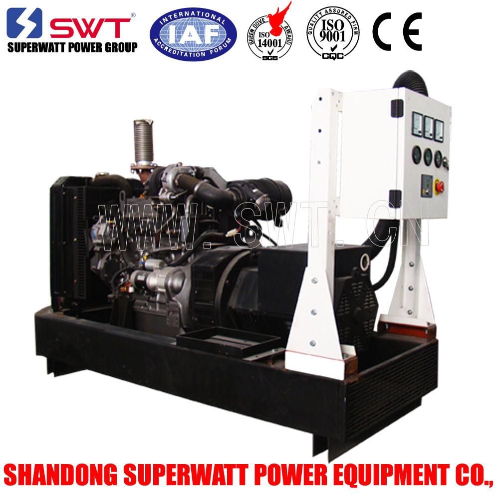 50Hz 8.3kVA-40kVA Open Type Diesel Generator Set with Ce/ISO Certificaton (Powered by Kubota)